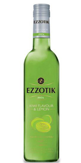 Cocktail Ezzotik  Kiwi & Lemon 750 ml