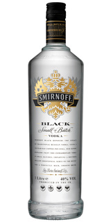 Vodka Smirnoff Black 1 L