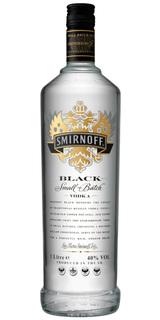 Vodka Smirnoff Black 1 L