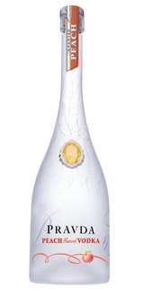 Vodka Pravda Peach 750 ml