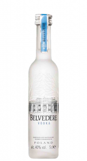 Miniatura Vodka Belvedere Pure 50ml
