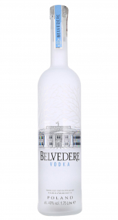 Vodka Belvedere Midnight Saber 1,75L