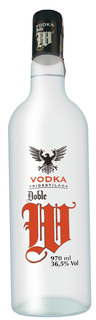 Vodka Doble W 970 ml