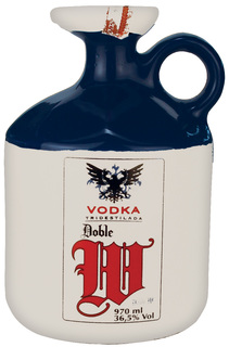 Vodka Doble W Moringa 900 ml