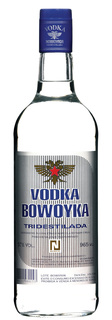 Vodka Bowoyka Tridestilada 965 ml