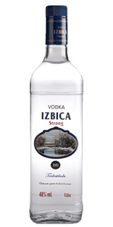 Vodka Izbica Strong Tridestilada 1 L