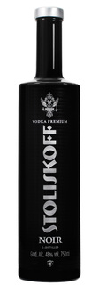 Vodka Stoliskoff Noir 750 ml