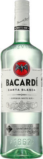 Rum Bacardi Carta Blanca 980 ml