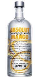 Vodka Absolut Mango 1 L