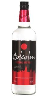 Vodka Stokolm Tridestilada Red Fruit 1 L