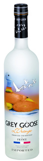 Vodka Grey Goose L Orange 750 ml