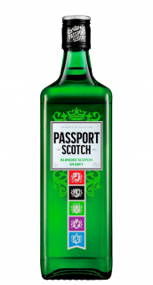 Whisky Passport Scotch 1L