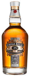 Whisky Chivas Regal 25 Anos 700 ml