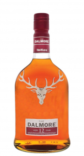 Whisky The Dalmore 12 Anos 700ml