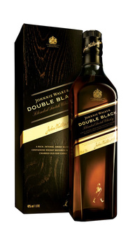 Whisky JOHNNIE WALKER ® DOUBLE BLACK LABEL™ 1L Ed. Limitada