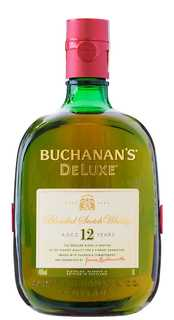 Whisky Buchanans 12 anos 1 L