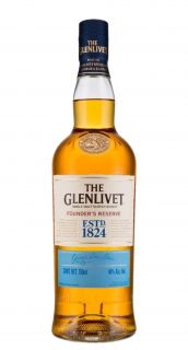 Whisky The Glenlivet Founders Reserve Single Malt 750ml