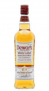 Whisky Dewars White Label 750ml