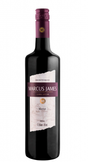 Vinho Marcus James Merlot 750ml