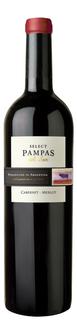 Vinho Pampas Del Sur Select Cabernet / Merlot 750 ml