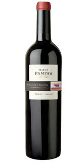 Vinho Pampas Del Sur Select Merlot / Malbec 750 ml