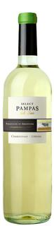 Vinho Pampas Del Sur Select Chenin / Chardonnay 750 ml