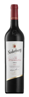 Vinho Nederburg Winemasters Shiraz 750 ml