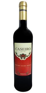 Vinho Caseiro Tinto Meio Seco 750 ml