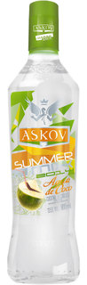 Cocktail Askov Mix Água de Coco 900 ml