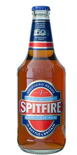 Cerveja Spitfire Kentish Ale Garrafa 500 ml