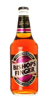 Cerveja Bishops Finger 500 ml
