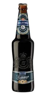 Cerveja Baltika 6 Porter 500 ml