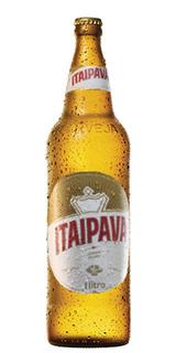 Cerveja Itaipava Pilsen Litrão 1 L - Sem devolução de vasilhame
