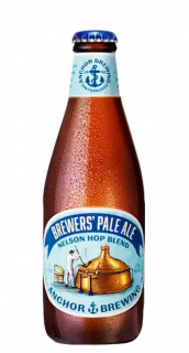 Cerveja Anchor Brewers' Pale Ale Long Neck 355ml
