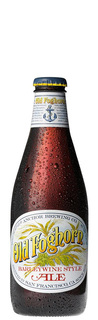Cerveja Anchor Old Foghorn Ale Long Neck 355 ml