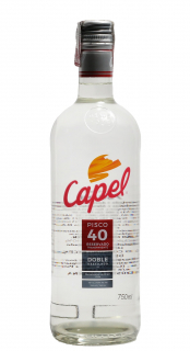 Aperitivo Pisco Capel 750ml