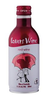 Vinho Lovers Wine Tinto Demi Sec 300ml