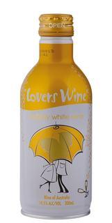 Vinho Lovers Wine Branco Frisante Demi Sec 300ml