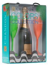 Espumante Chandon Brut 750 ml com 02 Taças (Kits)