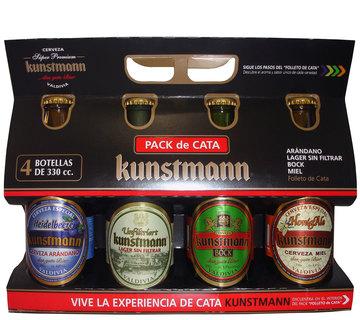 Cerveja Kunstmann 4 Unidades Long Neck 330 ml (Kits)
