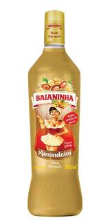 Batida Baianinha Amendoim 900 ml