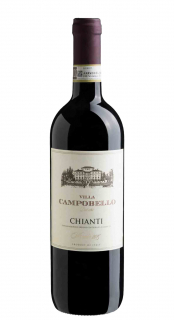 Vinho Villa Campobello Chianti D.O.C.G. 750ml