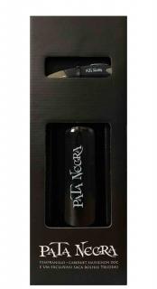 Vinho Pata Negra Tempranillo Cabernet Sauvignon 750ml com 1 Saca Rolha (Kits)