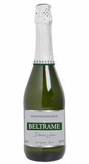 Espumante Beltrame Natural Branco Demi-Sec 660ml