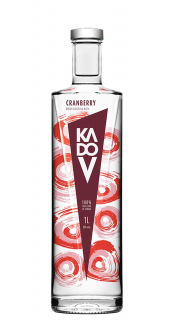 Vodka Kadov Cranberry 1L