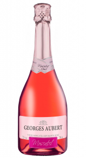 Espumante Georges Aubert Moscatel Rosé 750ml