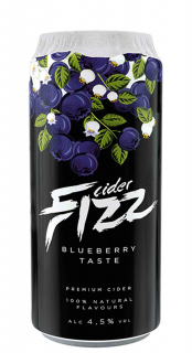 Cider Fizz Premium Blueberry 500ml