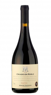 Vinho Montes Toscanini Roble 750ml