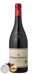 Vinho Baron D'Arignac Vin Rouge 750 ml