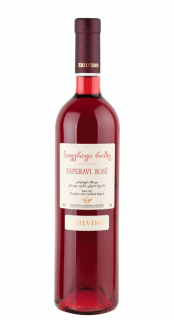 Vinho Georgiano Saperavi Rosé 750ml